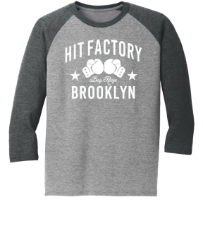 HIT Factory Grey on Grey